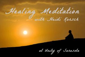 Meditation with Heidi Korsch